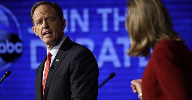 McGinty, Toomey quarrel through final debate in Senate race