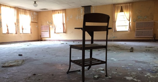 Old mental institution attracts filmmakers and the curious