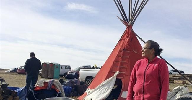 The Latest: Jesse Jackson to join Dakota Access protest