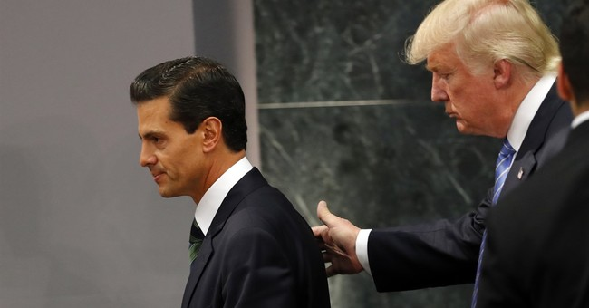Mexico president: Trump visit could have been handled better