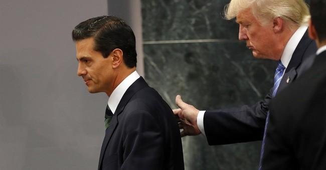 """Pena Nieto: No president thinks """"how do I screw Mexico?"""""""