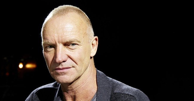 Sting to perform, receive honor at American Music Awards
