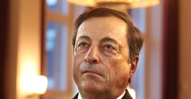 ECB chief: low interest rates don't make inequality worse