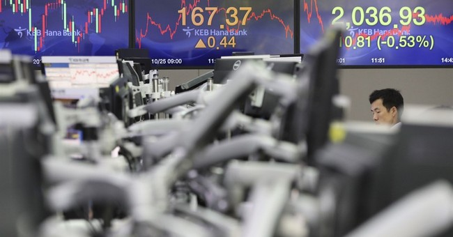Global stocks hit by gloom on Wall Street, lower oil prices