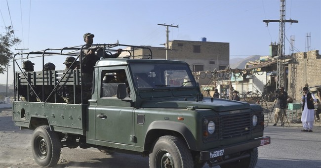 Pakistani cadets ran, jumped from windows to flee militants