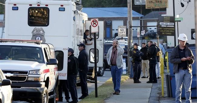 Police: Refugee kills former co-worker, self; injures 3
