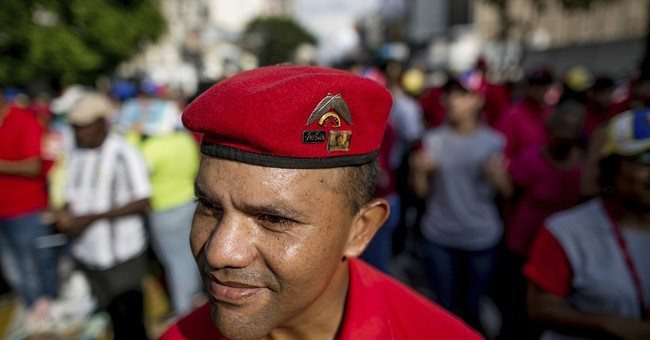 Mass protest in Venezuela demanding end of 'dictatorship'