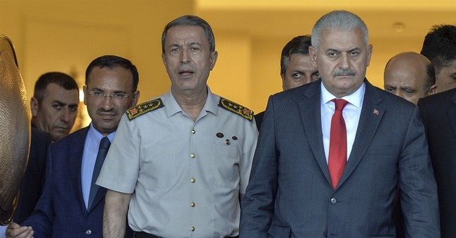Rights group: torture reports after failed coup in Turkey
