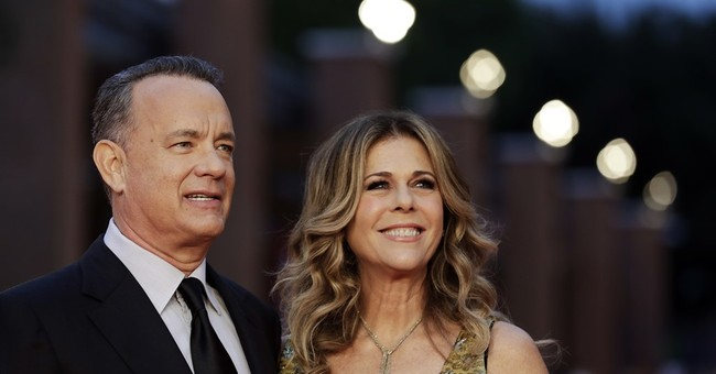 Rita Wilson loves David S. Pumpkins as much as the internet