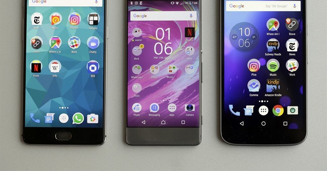 Cheaper phones are fine _ if top-end camera isn't a must