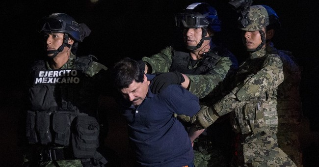 "Common-law wife of Mexico narco ""El Chapo"" files complaint"