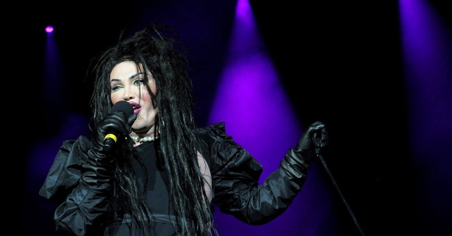 Singer Pete Burns dies of heart attack at age 57