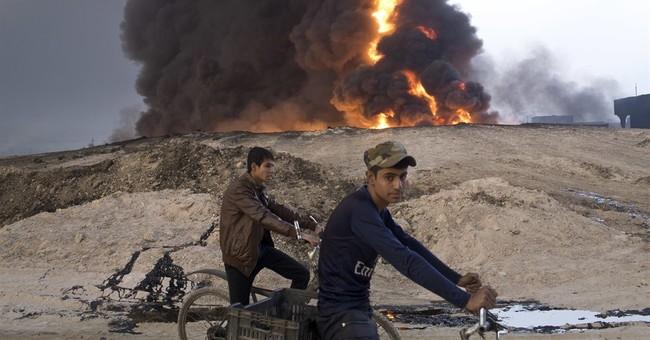 Threatened in Mosul, Islamic State uses alternative tactics