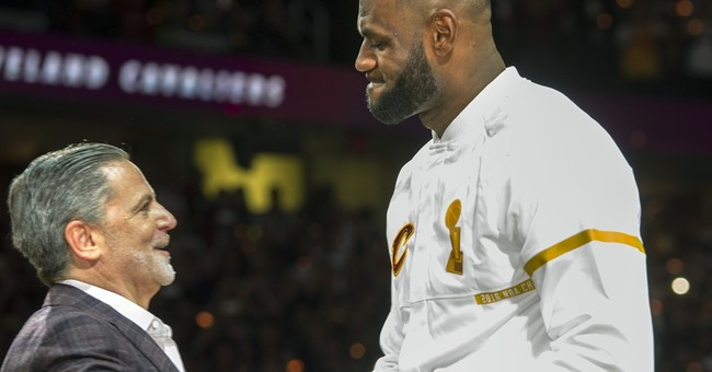 Bling and baseball: Cleveland at center of sports storm