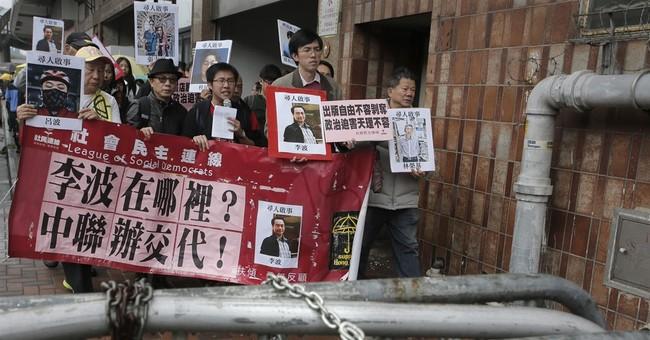 Missing booksellers have Hong Kong leader 'highly concerned'