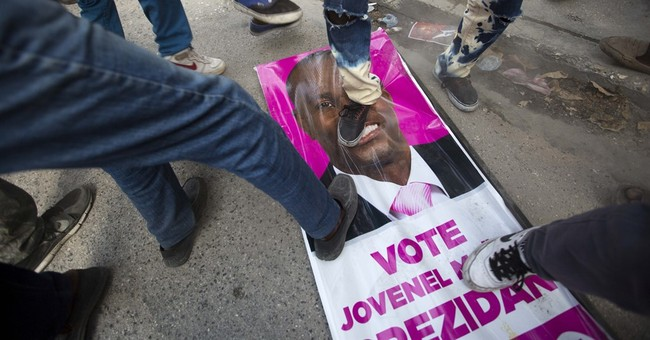 Haiti panel says vote irregularities due to  incompetence