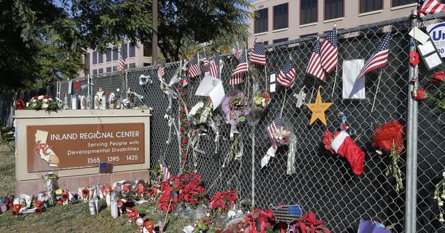 Workers return to site where San Bernardino attackers killed