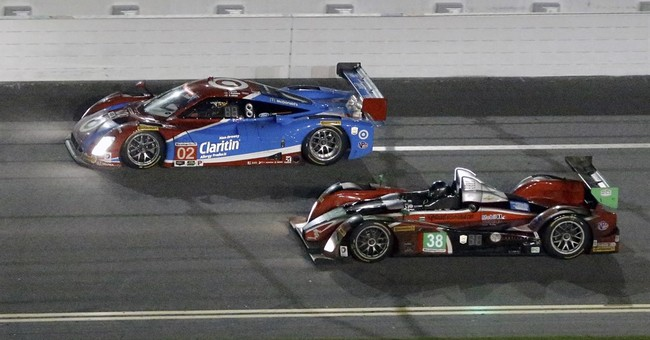 Allmendinger begins Rolex 24 thinking about late teammate