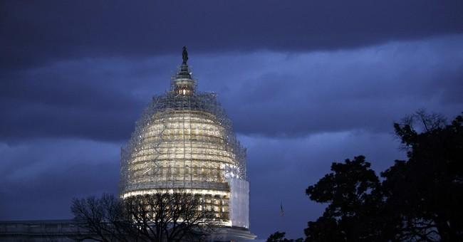 AP-GfK Poll: Americans blame politics for negative outlook