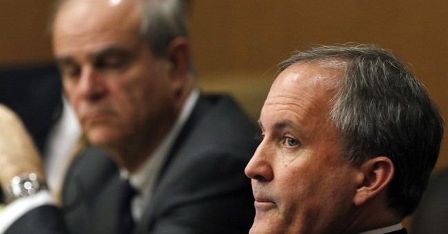 Indicted Texas attorney general denied OK to use donors