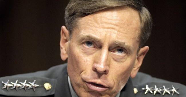 Pentagon tells Senate it won't demote retired Gen. Petraeus