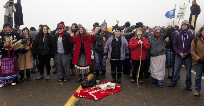 AP News Guide: New phase for Dakota Access Pipeline protests
