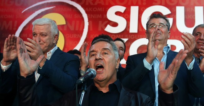 Montenegro's long-ruling prime minister to step down