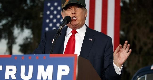 Trump: I'll run America like my business. Clinton: Let's not