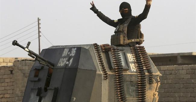 Mosul Today: Civilians on the move as Mosul fight progresses