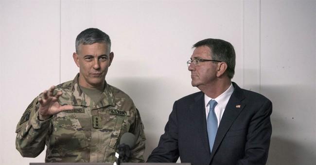 General: Mosul battle is hard, but Raqqa will be harder