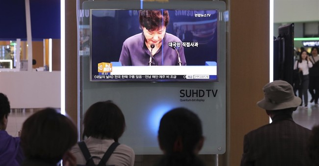 South Korean president orders senior secretaries to resign
