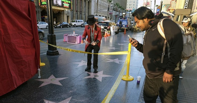 Police investigate destruction of Trump's Hollywood star