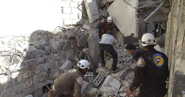 Syria airstrikes kill 22, mostly children, outside school