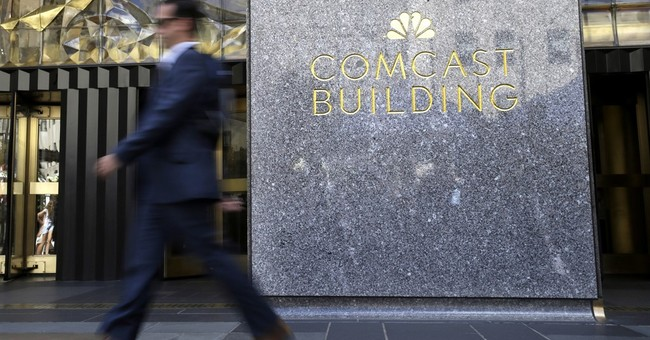 Customers are starting to see the NBC effect on Comcast
