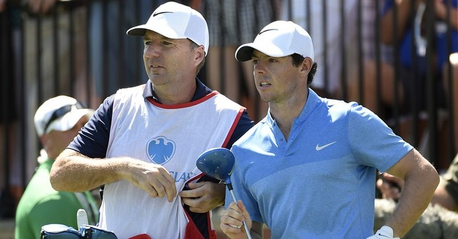 McIlroy's caddie cashes in on FedEx Cup