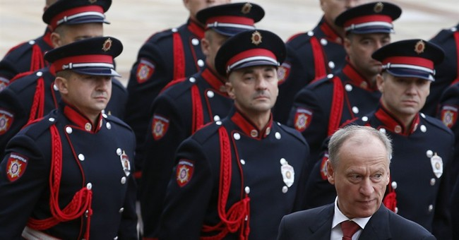 Russia's top security official wants closer ties with Serbia
