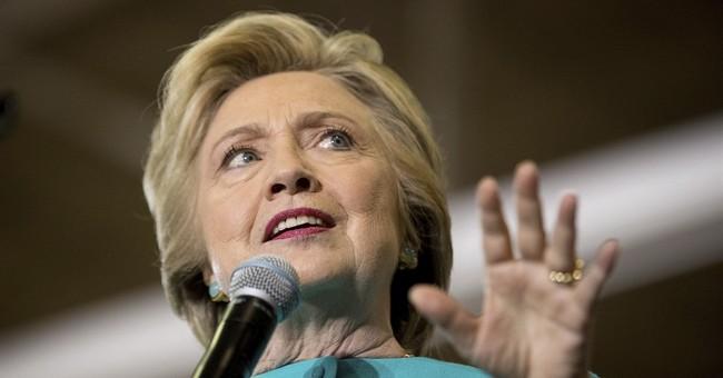 AP-GfK Poll: Clinton advantage fueled by growing enthusiasm