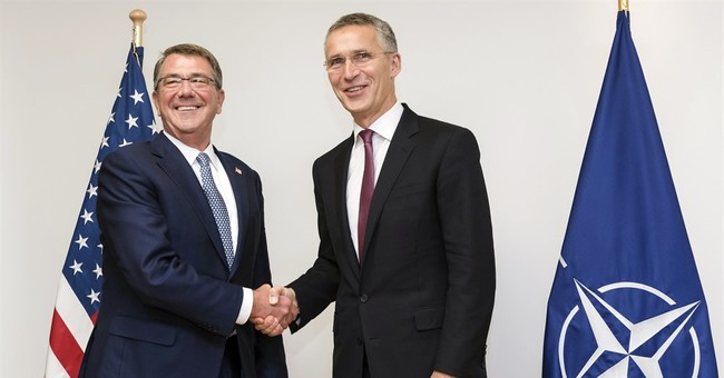 NATO allies advance plans for east Europe troop deployment