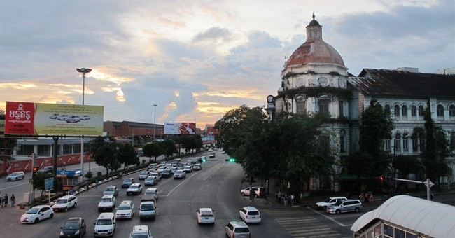Group hopes to preserve heritage of Myanmar's biggest city