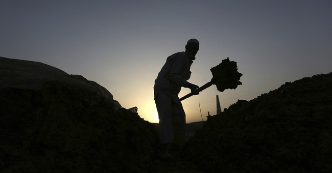 Brick workers enslaved for life as Afghan warlords profit