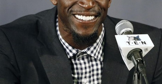 Kevin Garnett joining TNT as a weekly contributor