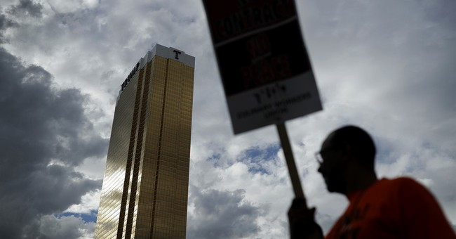 Unions flex muscle in Nevada's high-stakes Senate race