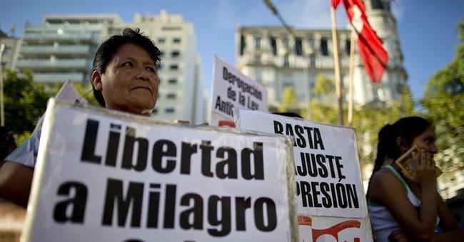 UN panel tells Argentina to release activist Milagro Sala