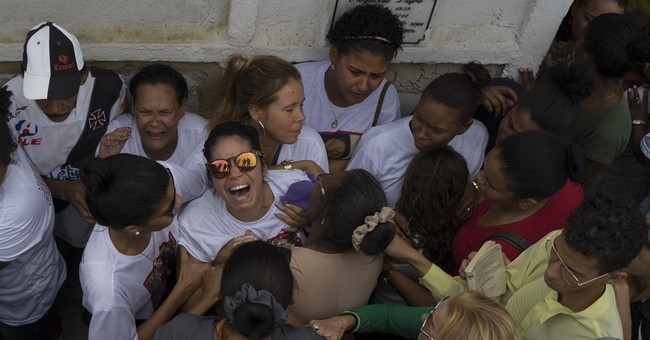 Anti-violence group says Brazil's killings drop slightly
