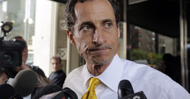 Anthony Weiner rocks race for president with sexting scandal