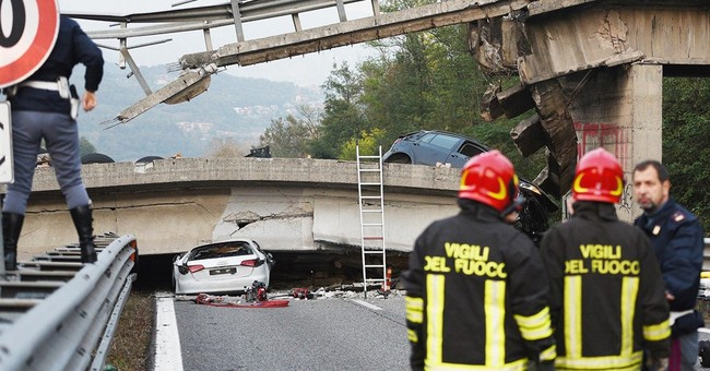 I killed in collapse of Italy overpass after closure sought