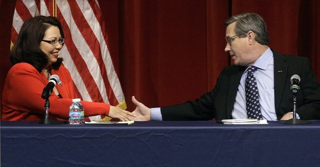 A look at Illinois GOP US Sen. Mark Kirk's history of gaffes