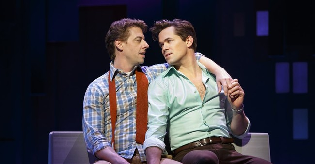 Review: Complex family emerges in lively 'Falsettos'