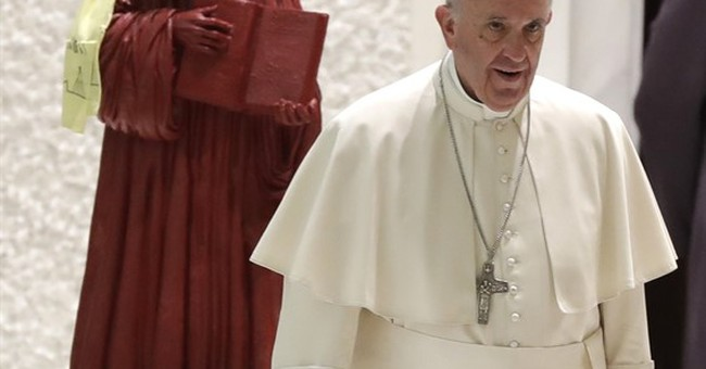 Questions and answers about Pope Francis' visit to Sweden