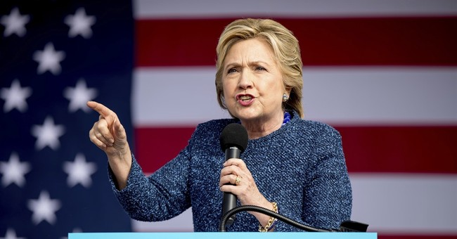 AP-GFK Poll: Most think Clinton's email server broke law
